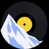 Peak Vinyl Logo